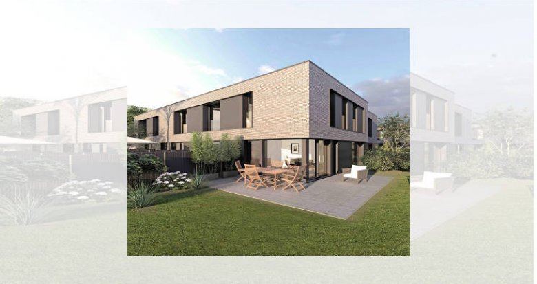 Achat / Vente programme immobilier neuf Bordeaux secteur Monséjour (33000) - Réf. 5526