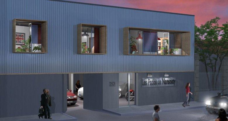 Achat / Vente programme immobilier neuf Bordeaux sud (33000) - Réf. 1022