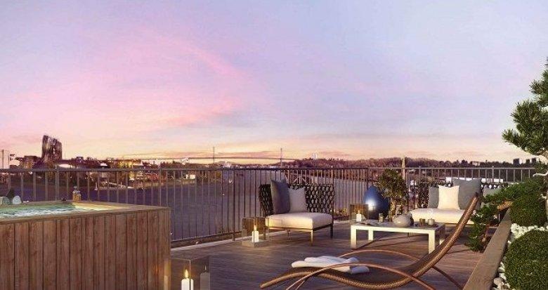 Achat / Vente programme immobilier neuf Bordeaux sur la rive droite de la Garonne (33000) - Réf. 1197