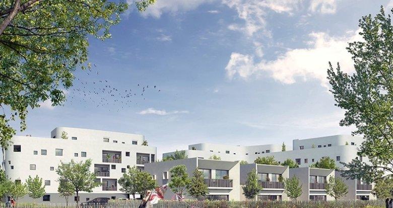 Achat / Vente programme immobilier neuf Bruges au cœur du parc Ausone (33520) - Réf. 1557