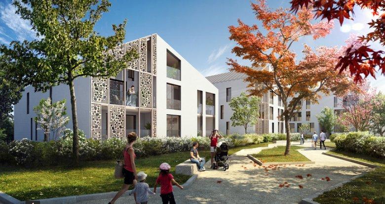 Achat / Vente programme immobilier neuf Bruges proche arrêt de bus Les Templiers (33520) - Réf. 988