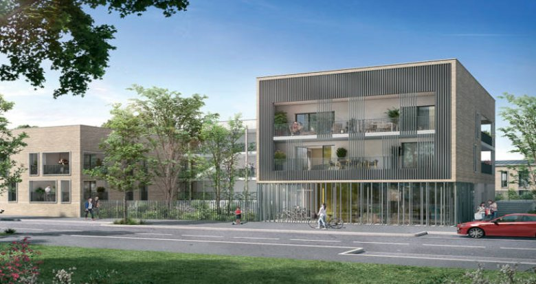 Achat / Vente programme immobilier neuf Bruges Proche du lac (33520) - Réf. 2880