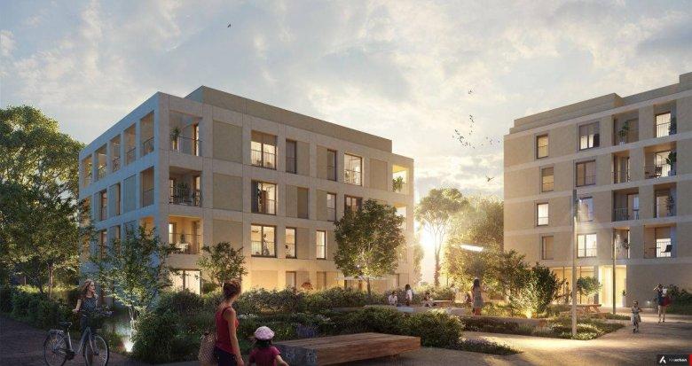 Achat / Vente programme immobilier neuf Bruges proche Ravezies (33520) - Réf. 6217