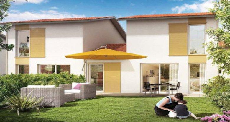 Achat / Vente programme immobilier neuf Cambes à deux pas de La Garonne (33880) - Réf. 5760