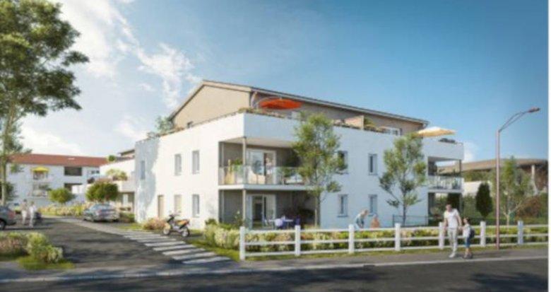 Achat / Vente programme immobilier neuf Carbon-Blanc proche Parc Beauval (33560) - Réf. 3613