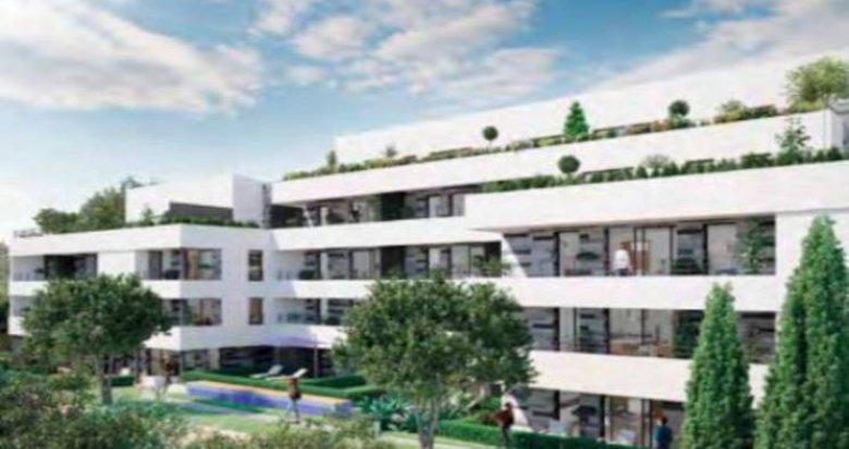 Achat / Vente programme immobilier neuf Cenon à 15min à pied du Parc du Cypressat (33150) - Réf. 5836