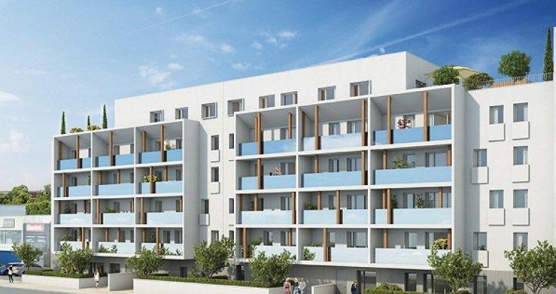 Achat / Vente programme immobilier neuf Cenon à 5 minutes du Parc Palmer (33150) - Réf. 2829