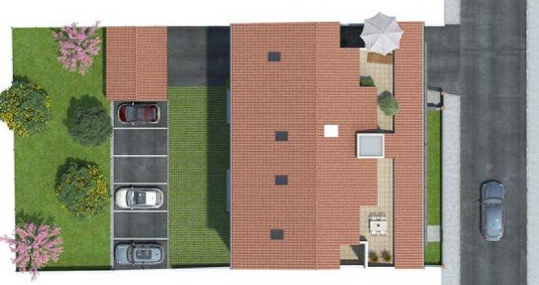 Achat / Vente programme immobilier neuf Cenon, à deux pas du Parc Palmer, Tram à proximité (33150) - Réf. 921