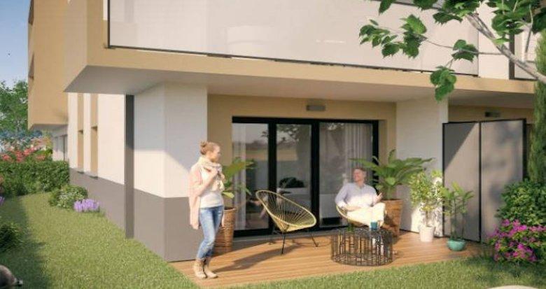 Achat / Vente programme immobilier neuf Cenon coeur de ville (33150) - Réf. 4110