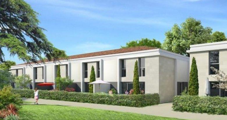 Achat / Vente programme immobilier neuf Cenon La Caussade (33150) - Réf. 2282