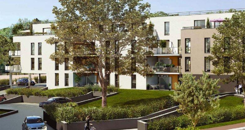 Achat / Vente programme immobilier neuf Cenon proche centre-ville (33150) - Réf. 1144