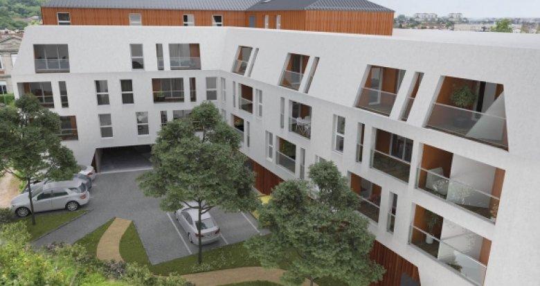 Achat / Vente programme immobilier neuf Cenon proche du Parc Palmer (33150) - Réf. 233