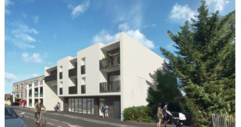 Achat / Vente programme immobilier neuf Eysines au coeur du centre-ville (33320) - Réf. 243