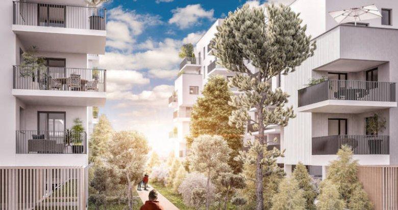 Achat / Vente programme immobilier neuf Eysines quartier Carès-Cantinolle (33320) - Réf. 3285