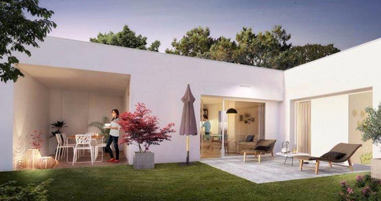 Achat / Vente programme immobilier neuf Floirac proche Bordeaux (33270) - Réf. 1416