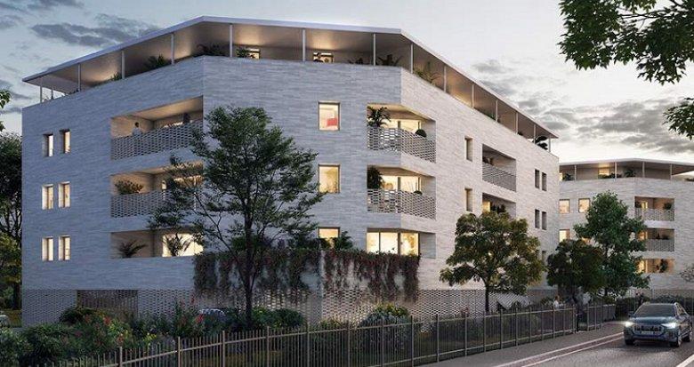 Achat / Vente programme immobilier neuf Floirac proche du Parc des Etangs (33270) - Réf. 5553
