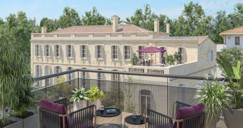 Achat / Vente programme immobilier neuf Gradignan à 15 min à pied du centre (33170) - Réf. 5998