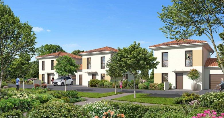 Achat / Vente programme immobilier neuf Gradignan au cœur d'un quartier familiale (33170) - Réf. 4045