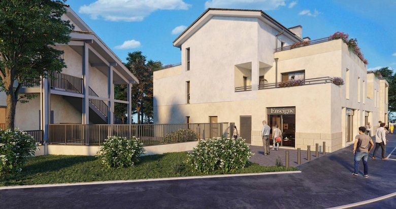 Achat / Vente programme immobilier neuf Gradignan proche Beausoleil (33170) - Réf. 3078