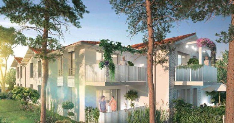 Achat / Vente programme immobilier neuf Gujan-Mestras au cœur du quartier Mestras (33470) - Réf. 3084