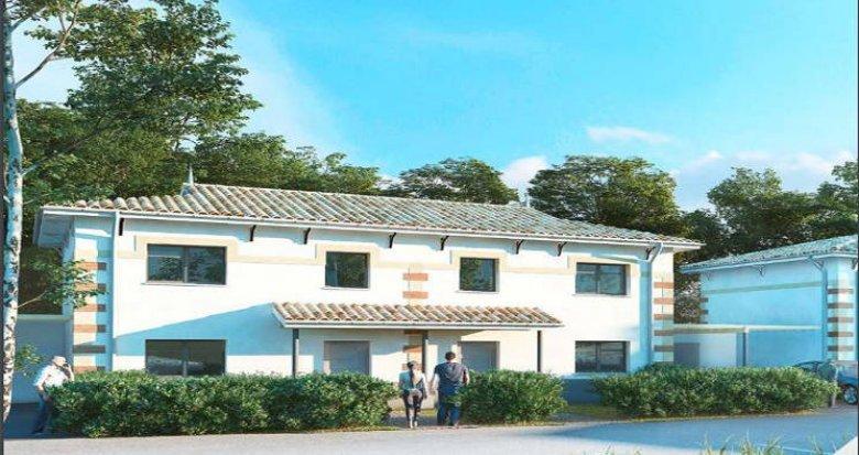 Achat / Vente programme immobilier neuf Gujan-Mestras proche de la mairie (33470) - Réf. 3276
