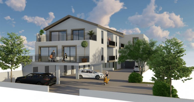 Achat / Vente programme immobilier neuf Gujan-Mestras proche du port de Larros (33470) - Réf. 5731