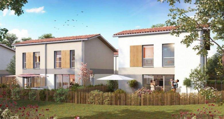 Achat / Vente programme immobilier neuf Izon à 500 mètres de la mairie (33450) - Réf. 4695