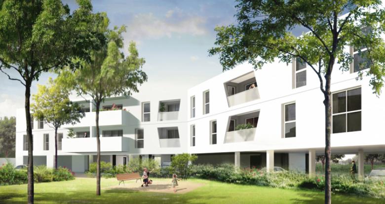 Achat / Vente programme immobilier neuf La Teste-de-Buch, à 2km de l'Océan (33260) - Réf. 539