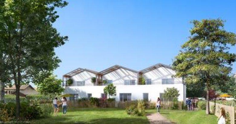 Achat / Vente programme immobilier neuf La Teste-de-Buch aux portes de l'Océan (33260) - Réf. 996