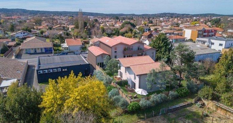 Achat / Vente programme immobilier neuf La-Teste-de-Buch proche centre et commerces (33260) - Réf. 1081