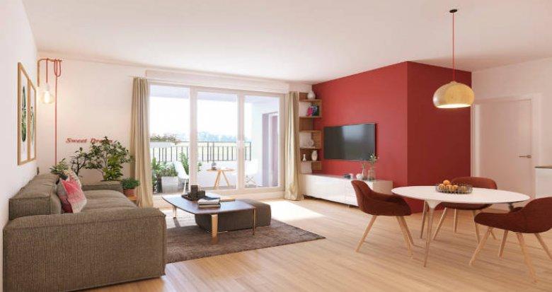 Achat / Vente programme immobilier neuf Le Barp centre-bourg (33114) - Réf. 5862