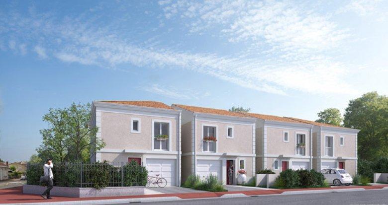 Achat / Vente programme immobilier neuf Le Bouscat à proximité de l'Hôpital Suburbain (33110) - Réf. 2789