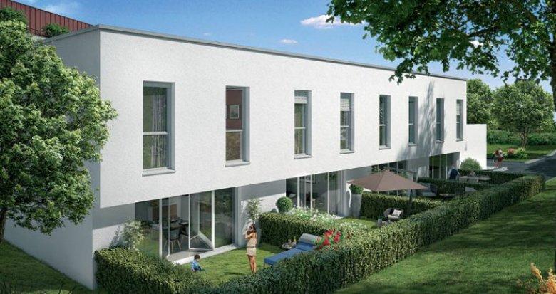 Achat / Vente programme immobilier neuf Le Bouscat limite Bruges (33110) - Réf. 3750