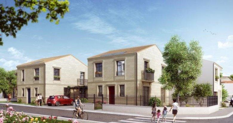 Achat / Vente programme immobilier neuf Le Bouscat proche centre (33110) - Réf. 1027