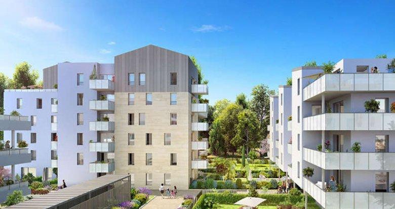 Achat / Vente programme immobilier neuf Le Bouscat proche commerces et tramway (33110) - Réf. 2277