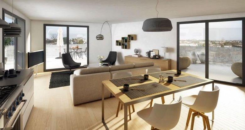 Achat / Vente programme immobilier neuf Le Bouscat proche Mairie (33110) - Réf. 2369