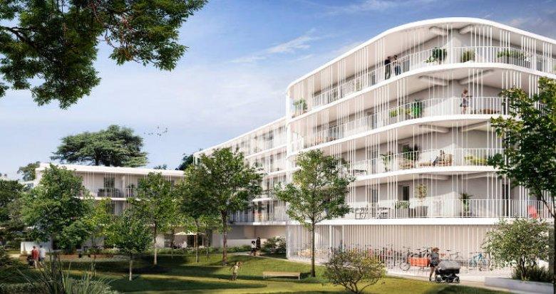 Achat / Vente programme immobilier neuf Le Bouscat proche tramway (33110) - Réf. 6097