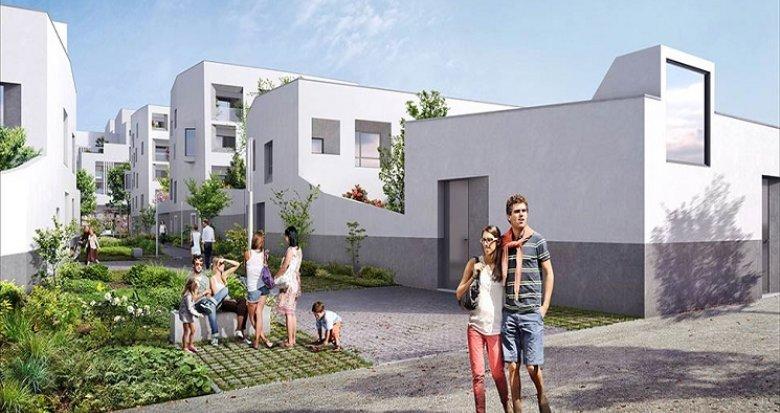 Achat / Vente programme immobilier neuf Le Bouscat proche tramway D (33110) - Réf. 927