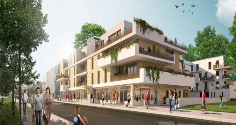 Achat / Vente programme immobilier neuf Le Bouscat proche tramway et mairie (33110) - Réf. 3275