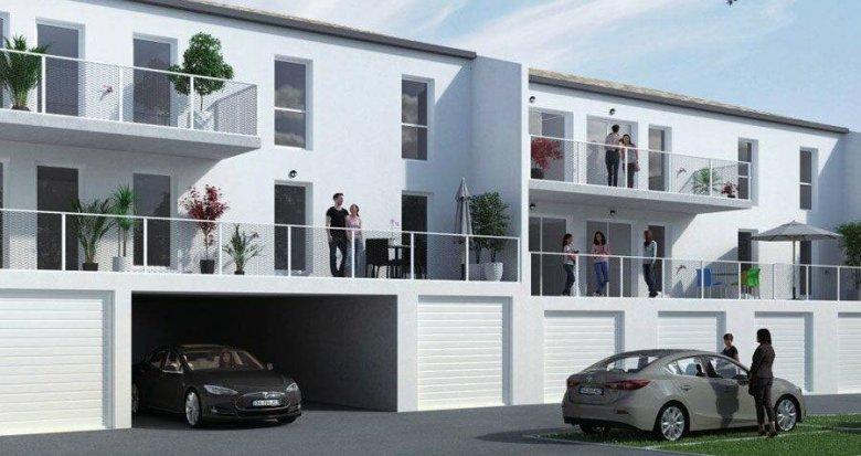 Achat / Vente programme immobilier neuf Le Taillan-Médoc hypercentre (33320) - Réf. 6063