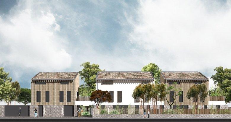Achat / Vente programme immobilier neuf Le Taillan-Médoc proche centre-ville (33320) - Réf. 1209