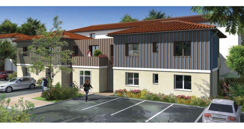 Achat / Vente programme immobilier neuf Le Teich proche de la gare (33470) - Réf. 980