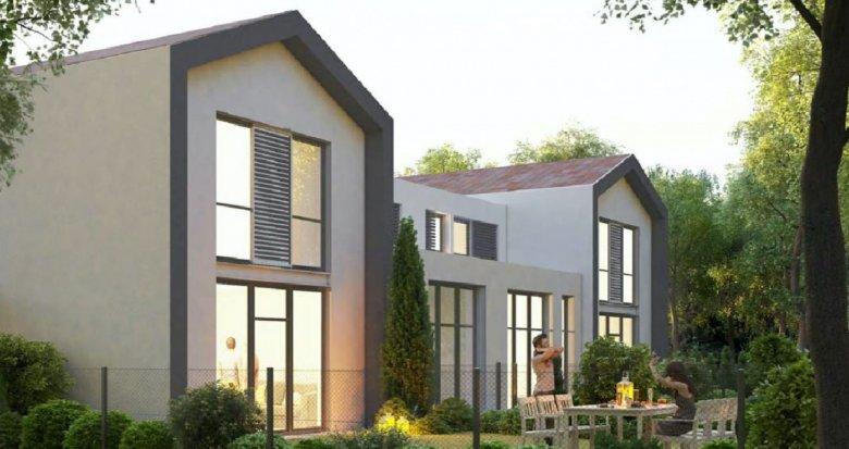 Achat / Vente programme immobilier neuf Léognan centre-ville (33850) - Réf. 6118