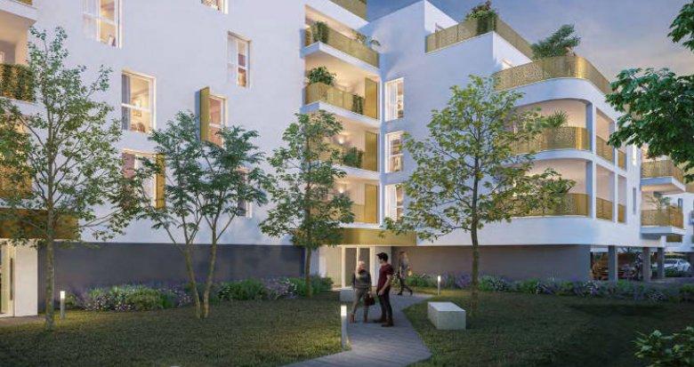 Achat / Vente programme immobilier neuf Lormont à proximité des transports (33310) - Réf. 4614