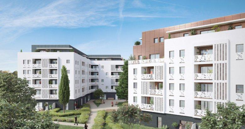 Achat / Vente programme immobilier neuf Lormont proche centre-ville (33310) - Réf. 3214