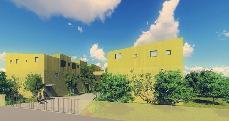 Achat / Vente programme immobilier neuf Lormont proche du Tram les Iris (33310) - Réf. 492