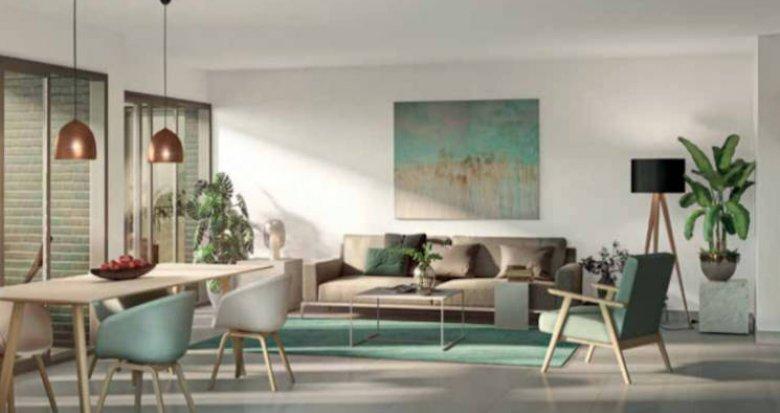 Achat / Vente programme immobilier neuf Lormont proche Parc de l'Ermitage (33310) - Réf. 4904