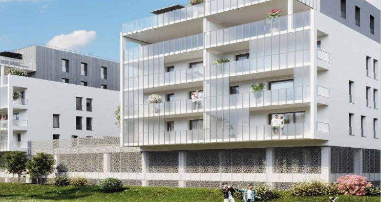 Achat / Vente programme immobilier neuf Lormont proche Pont Chaban Delmas (33310) - Réf. 3069