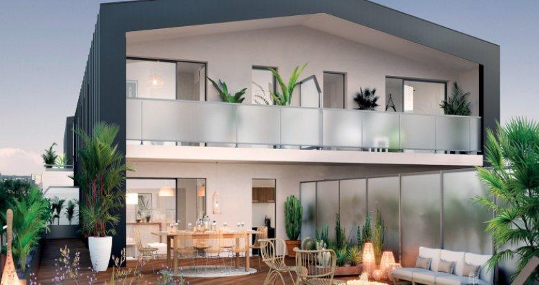 Achat / Vente programme immobilier neuf Lormont proche Pont Jacques Chaban Delmas (33310) - Réf. 5499