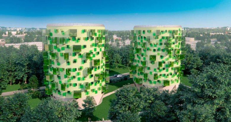 Achat / Vente programme immobilier neuf Lormont proche quartier de la Ramade (33310) - Réf. 3277